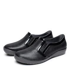 Męskie PVC Łodzie deszczowe obuwie