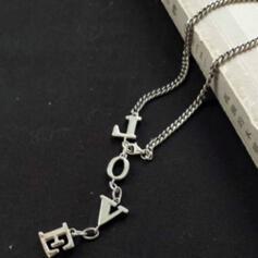 Uroczy Delikatny Posrebrzane Z Metalowe zdobienie łańcuszka Dla kobiet Ladies ' Dziewczyny Naszyjniki