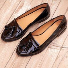 Dla kobiet Plaskie Z Frędzle obuwie