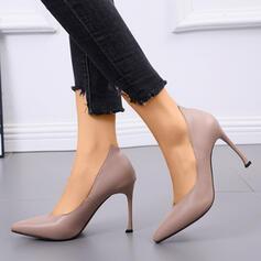 Dla kobiet PU Obcas Stiletto Spiczasty palec u nogi Z Pozostałe obuwie