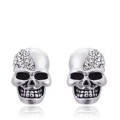 Specjalny Przerażające Szkielet Metal Dekoracje na Halloween