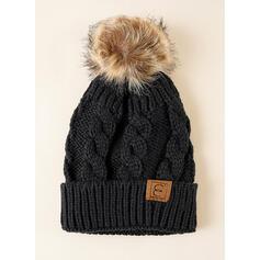 Ladies '/Dla kobiet Piękny/Klasyczny/Uroczy Poliester Floppy Hat