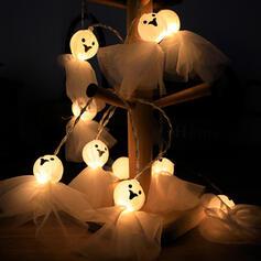 Piękny Przerażające Rysunek Halloween Dynia guma Światła