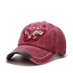 Dla kobiet Piękny/Bardzo/Uroczy/Artystyczny Bawełna Z Len Czapka baseballowa