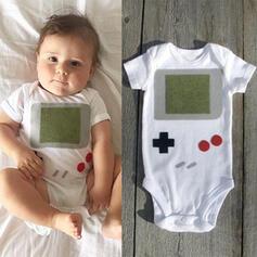 niemowlę Zrób to sam Nadruk Jednoczęściowe