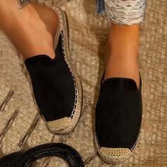 Dla kobiet PU Płaski Obcas Sandały Kapcie Z Przezroczysty obuwie