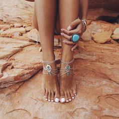 Szyk Stop Z Imitacja Pereł Dla kobiet Biżuteria plażowa