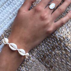 Powłoka Z Powłoka Bransoletki Biżuteria plażowa