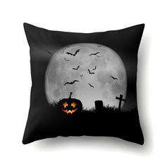 Przerażające Nietoperz Halloween Dynia Poliester Dekoracje na Halloween Poszewki na poduszki