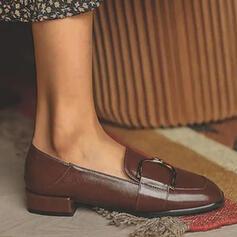 Dla kobiet PU Obcas Slupek Czólenka Obcasy Z Jednolity kolor obuwie