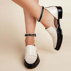 Dla kobiet PU Pozostałe Plaskie Z Klamra obuwie