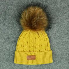 Dziecka Piękny/Klasyczny Tkanina Floppy Hat