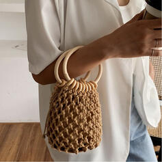 Pretty/Braided Tote Bags/Beach Bags