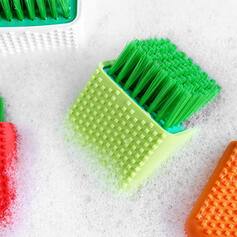 Nowoczesny PP Silicone Szczotka do czyszczenia (Zestaw 2)