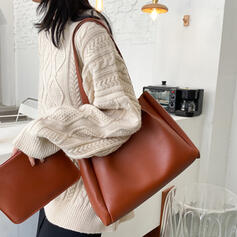 Solid Color/Multi-functional/Super Convenient Tote Bags/Bag Sets