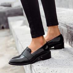 Dla kobiet PU Płaski Obcas Plaskie Z Jednolity kolor obuwie