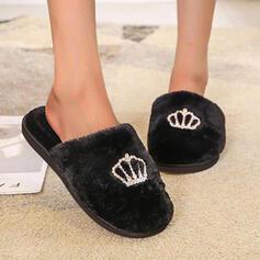 Męskie Dla kobiet Płaski Obcas Kapcie obuwie