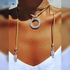 Znakomity Uroczy Stop Naszyjniki Biżuteria plażowa