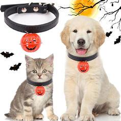 Uroczy Dzwon Halloween Dynia Skórzany Kostiumy zwierzaków