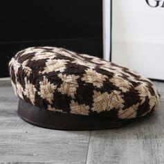 Dla kobiet Piękny/Bardzo/Uroczy/Artystyczny Bawełna Z Len Beret Hat