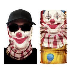 Akryl Rekwizyty na Halloween Maska Maski na twarz (Sprzedawane w jednym kawałku)