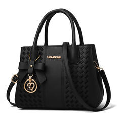 Fashionable/Braided/Multi-functional Tote Bags/Crossbody Bags