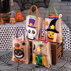 Uroczy Halloween Duch Dynia Bielizna Rekwizyty na Halloween Torby ze słodyczami