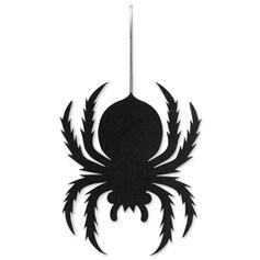 Przerażające Wiszące Nietoperz Dynia Czarownica Pająk Włóknina Dekoracje na Halloween Znak werandy