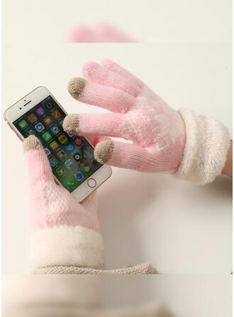 Przeszycia/Boże Narodzenie/Reprodukcje graficzne prosty/Zimna pogoda/Boże Narodzenie Rękawiczki