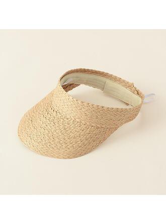 Ladies' Beautiful/Classic/Elegant/Simple Raffia Straw Hats/Beach/Sun Hats