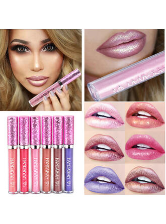 Sexy Alluring Shimmer Classic Glitter Lip Gloss With Box