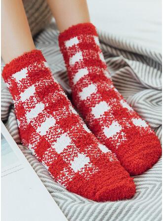 kratę Wygodny/Boże Narodzenie/Crew Socks Skarpety