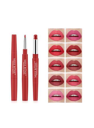 Matte Lipsticks Lip Liner With Box