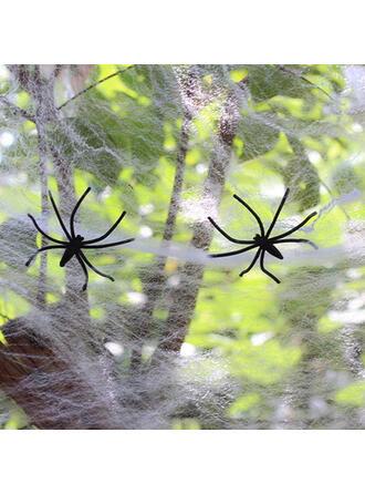 gotyk Halloween Spider Net mieszanina przędzy Rekwizyty na Halloween Dekoracje na Halloween