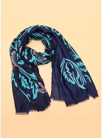 Leaves Reusable/Women's/Simple Style Scarf