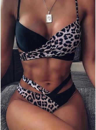 Low Waist Strap Sexy Bikinis Swimsuits
