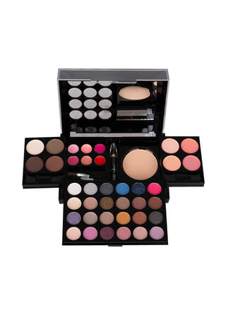 Eyeshadow Palette With Box