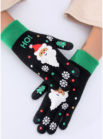 Christmas/Flag Light Weight/Christmas Gloves