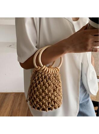 Pretty/Braided Tote Bags/Beach Bags
