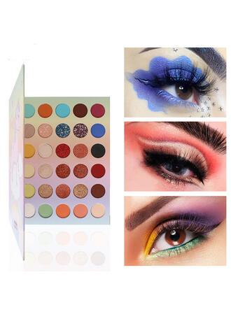 30-color Matte Shimmer Classic Eyeshadow With Box