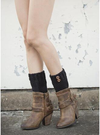 Jednolity kolor Wygodny/Ogrzewacze nóg/Skarpetki do butów Skarpety
