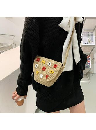 Braided Crossbody Bags
