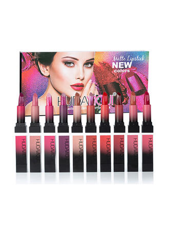 12 PCS Matte Lip Sets With Box