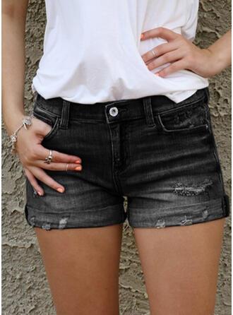 Mini Sexy Denim Shorts