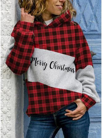Krata Figura Długie rękawy Świąteczna bluza