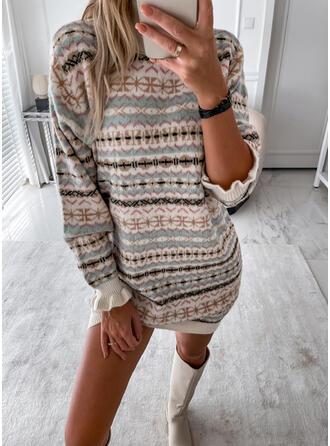 Nadruk Golf Nieformalny Swetry