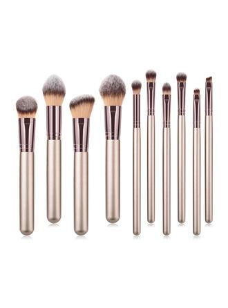 10 PCS Makeup brush sets