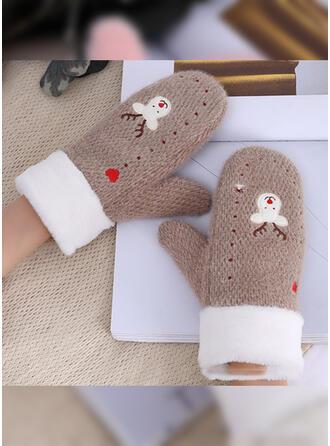 Christmas Reindeer/Christmas Style Warm/Animal Designed Gloves