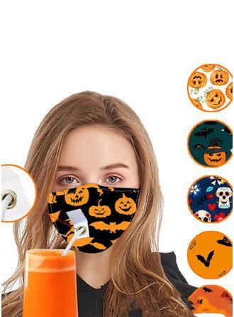 Oddychająca/Ochronny/Wygodny/Wielokrotnego użytku/Halloween/Bat Shaped/Przyjazny Dla Skóry/Zmywalny Maski na twarz