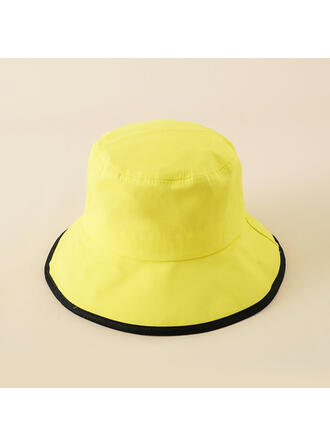 Ladies' Beautiful/Classic/Elegant/Simple Canvas Beach/Sun Hats/Bucket Hats